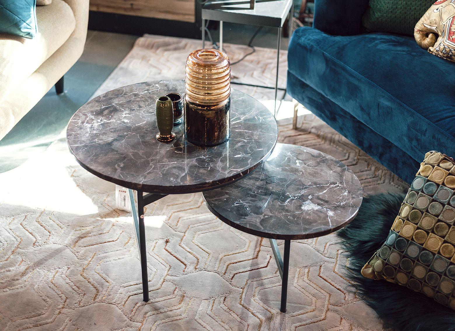 Bijzondere Side Table.Koffietafel Monocle Kare Design 傢俱 Design House