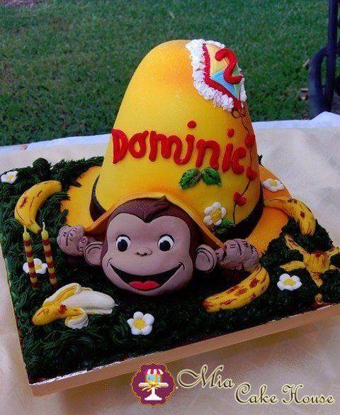 Special One Year Old Birthday Cake Madeleine
