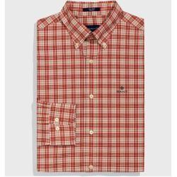 Gant Tech Prep™ Plaid Hemd (Rot) GantGant