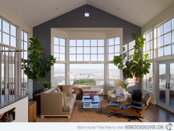 18 Living Room Designs with Vaulted Ceiling Ceilings, Living rooms