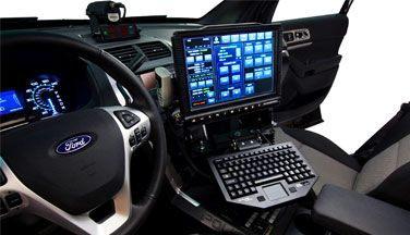Ford Police Interceptors Commonality Is Found Everywhere On The