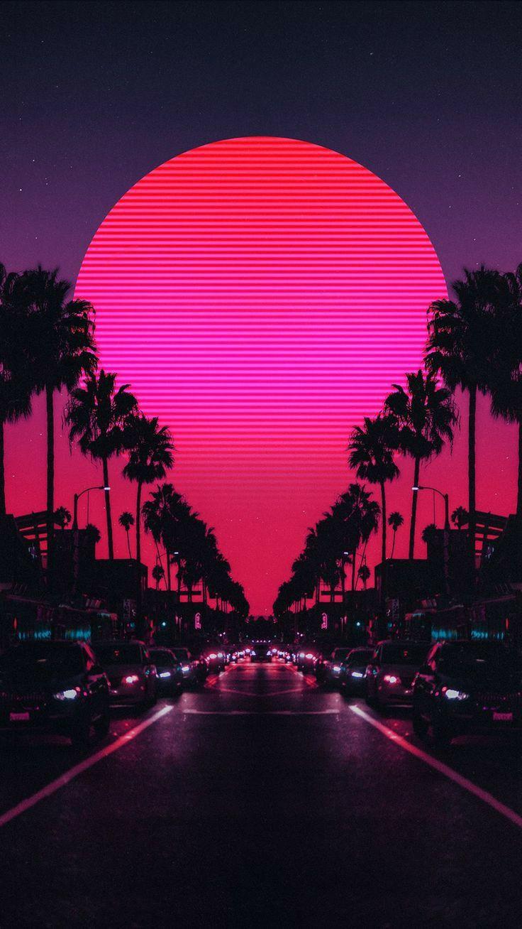 Neon Wallpaper 🦋