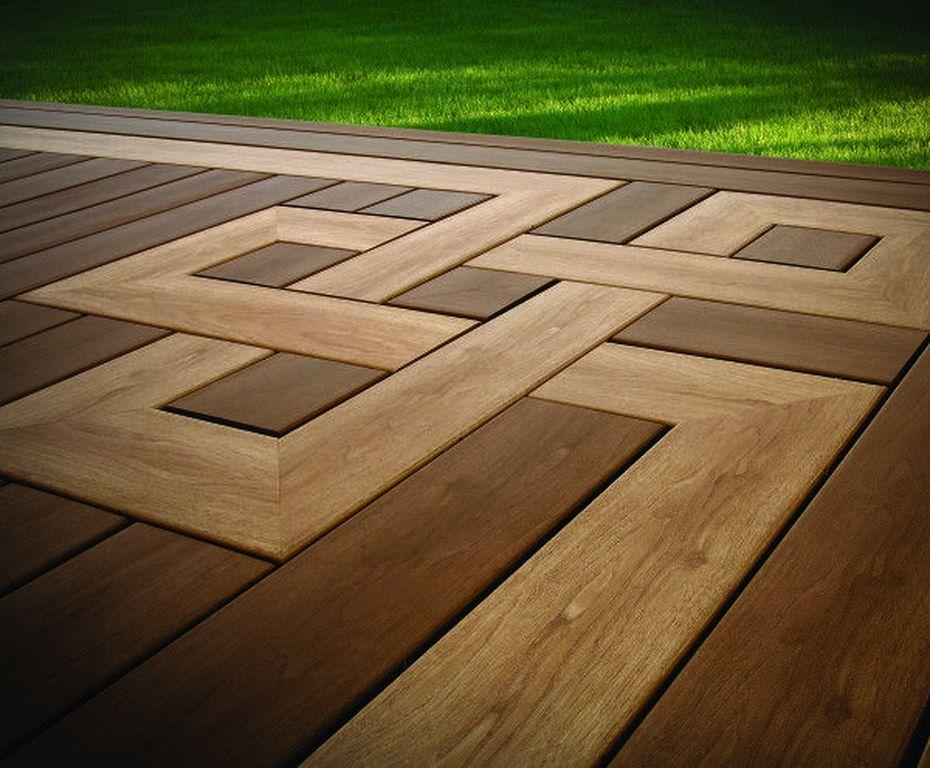 30 Wooden Deck Flooring Design Ideas To Inspire Your Home Deck