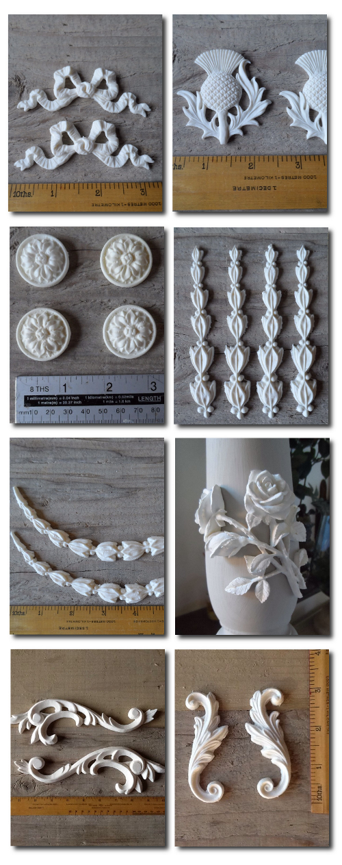 Buy The Swedish Style For Less  Furniture Appliques On EBAY UK