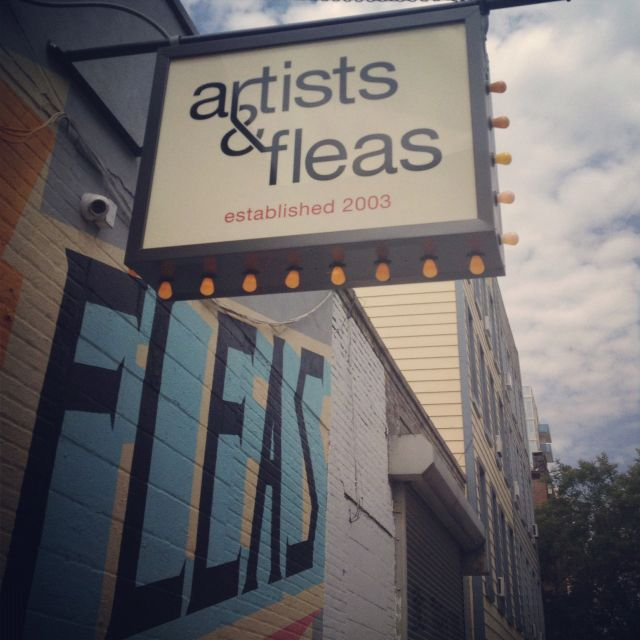 Next time in New York - Shopping at Artists & Fleas in Williamsburg, Brooklyn