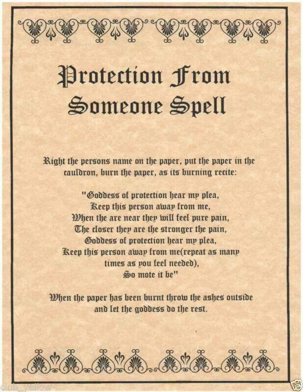 image relating to Printable Spell Book Pages identify Stability Towards Someones Spell (Printable Spell Internet pages