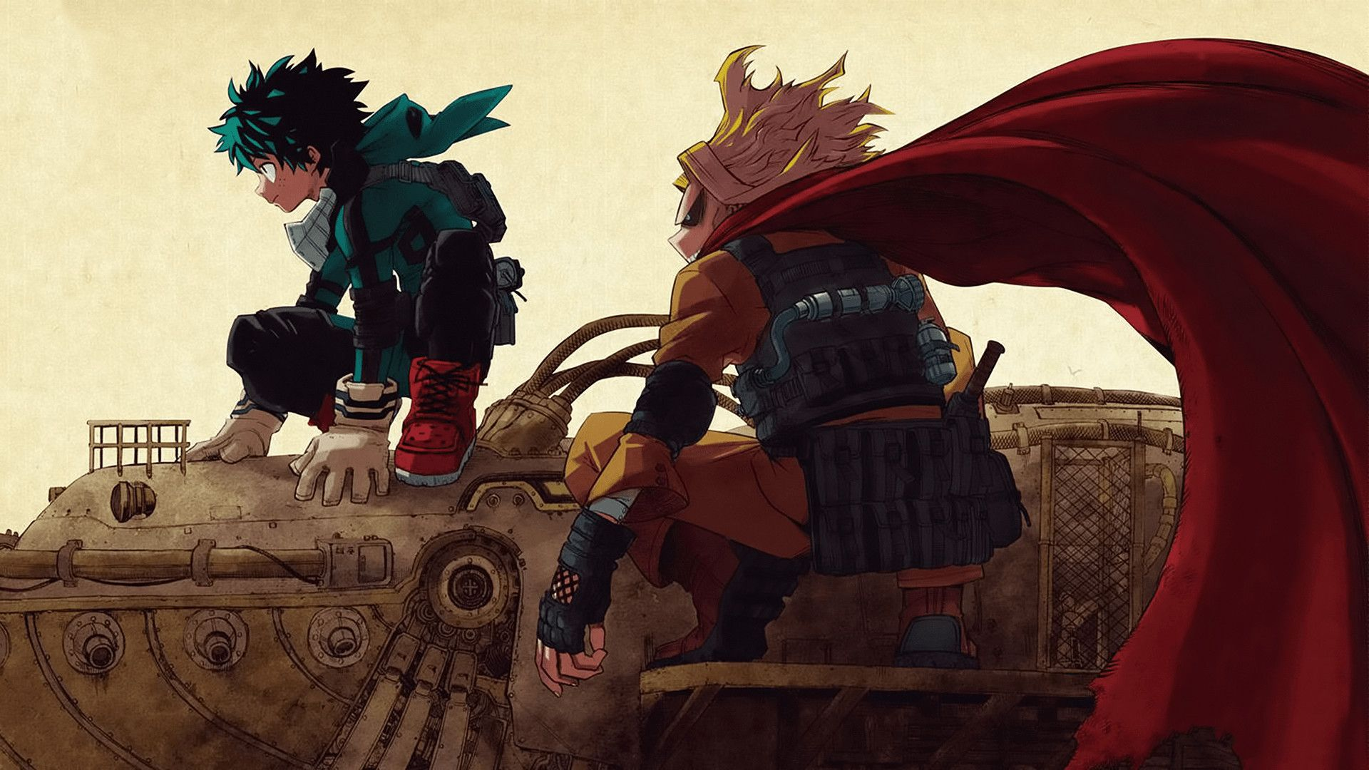 My Hero Academia Wallpaper Images 2 Hd Wallpapers Buzz