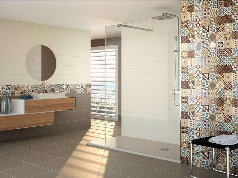 Piastrelle bagno moderno idee bagno beige bathroom bathroom e