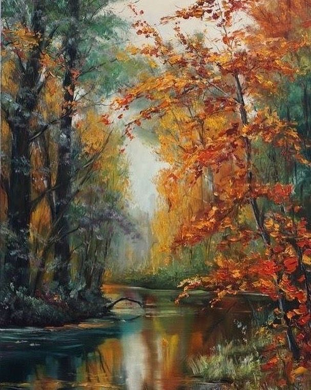 Painted by Oleg Buyko
