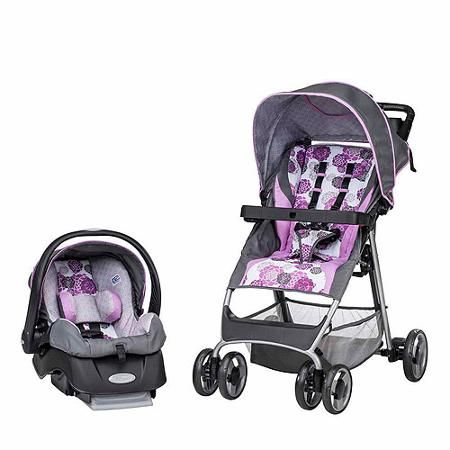 Evenflo FlexLite Travel System Lizette