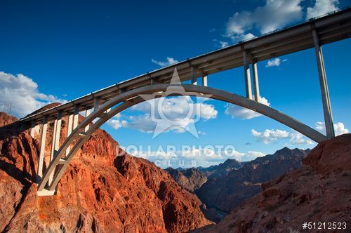 http://www.dollarphotoclub.com/stock-photo/Bridge near the Hoover Dam, Nevada./51212523 Dollar Photo Club millions of stock images for $1 each