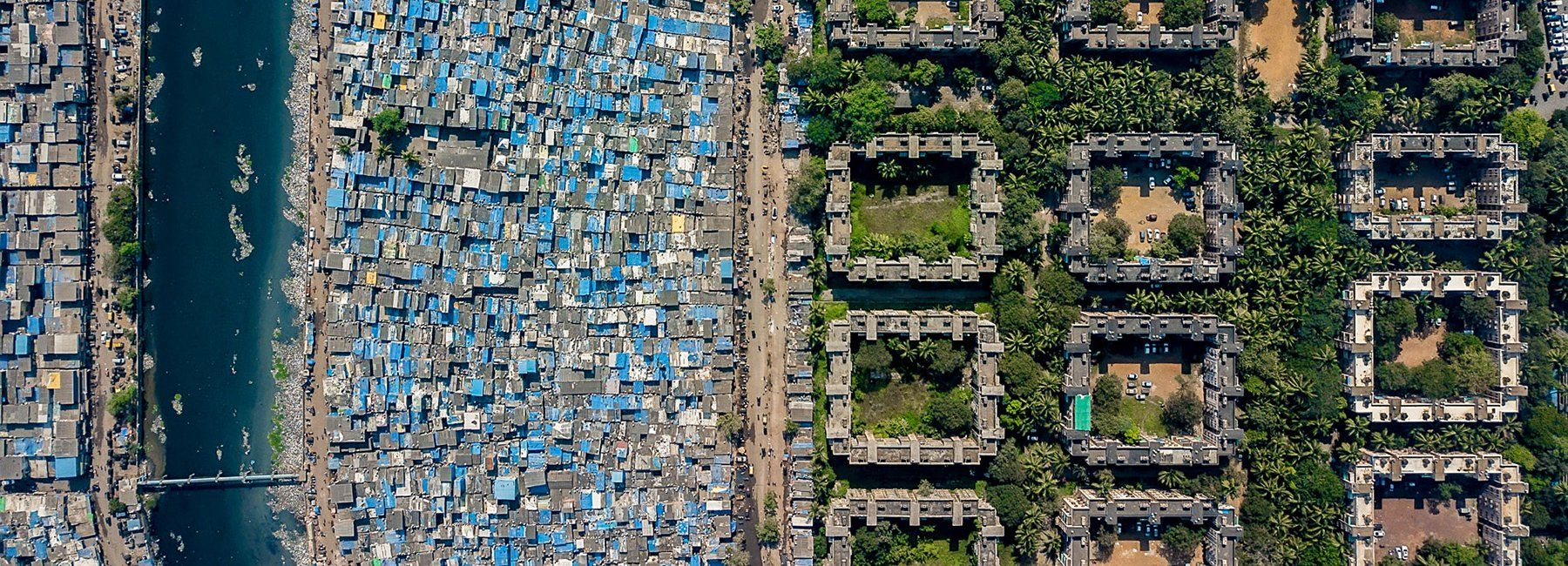 Unequal Scenes Drone Photography Documents Stark Social Inequality Landscape And Urbanism Aerial Photography Drone Drone Photography
