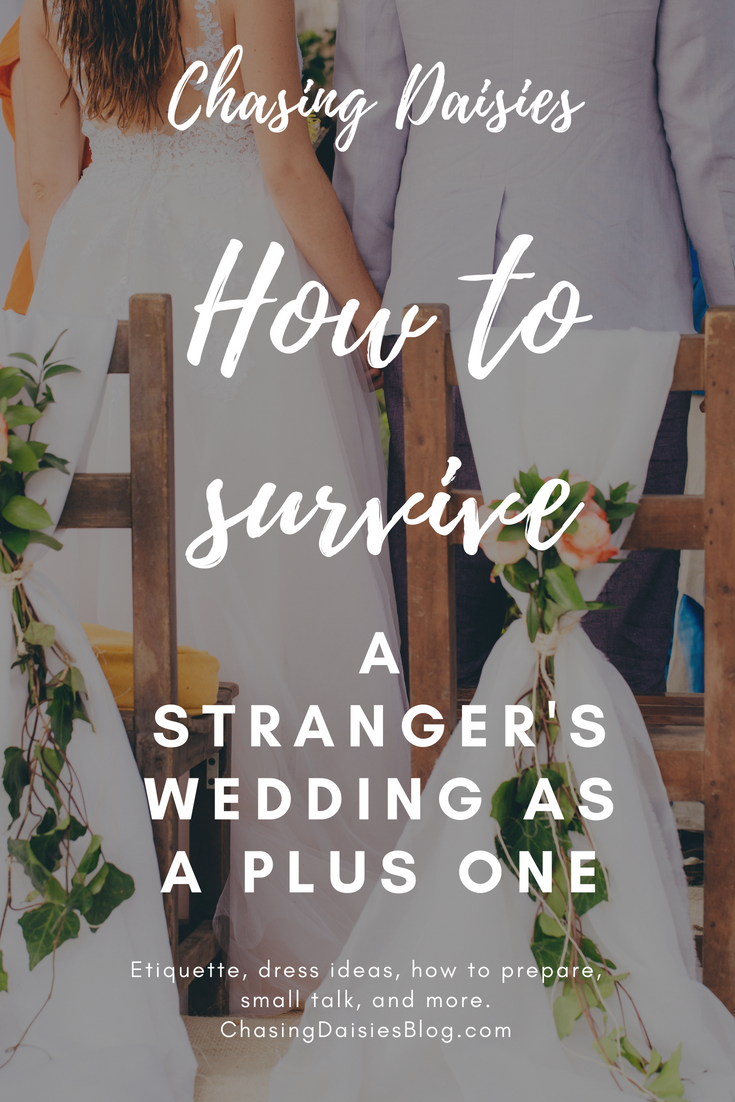The Complete Guide to Surviving a Wedding as a Plus One