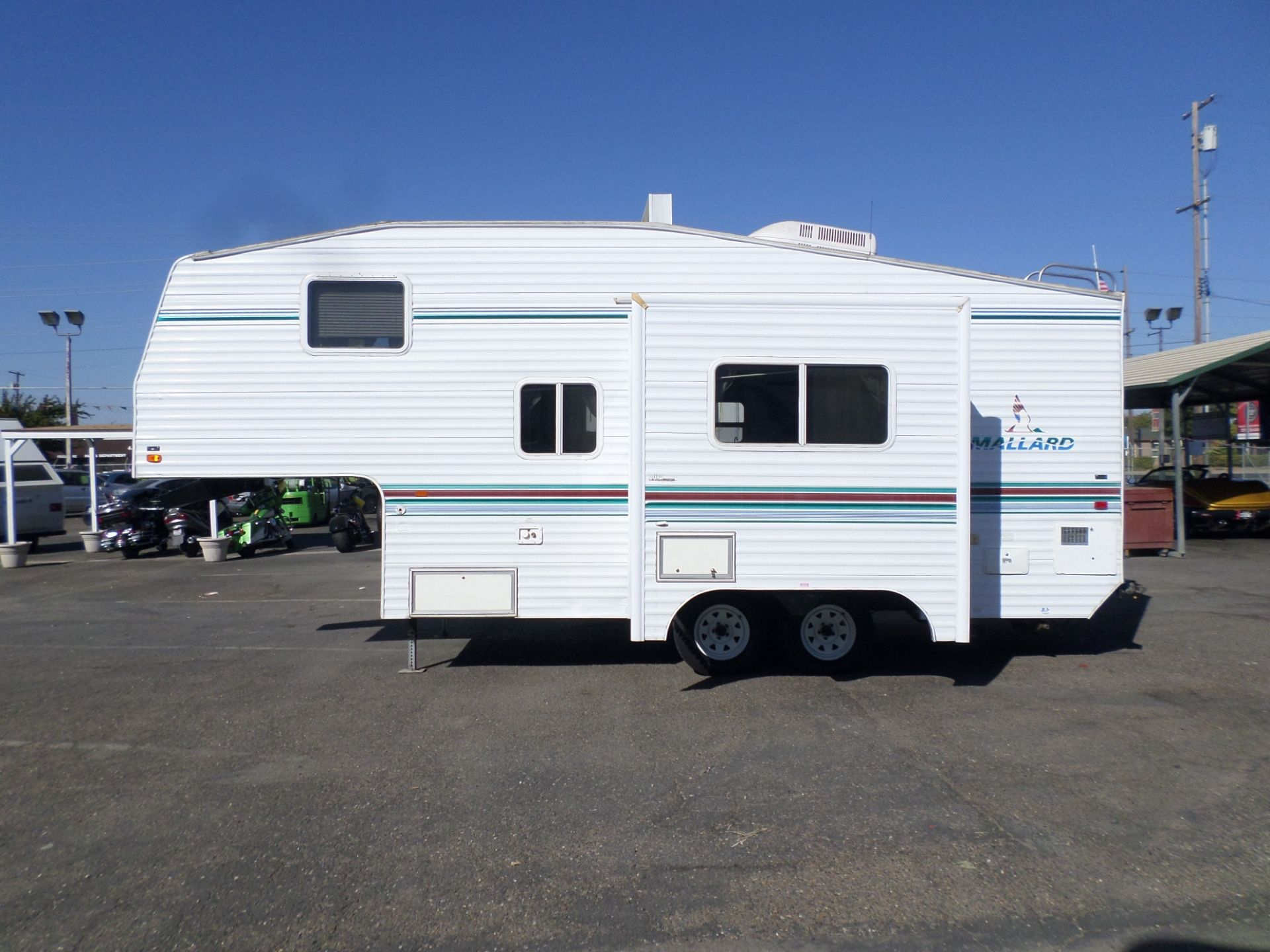 2000 Mallard 235m 5th Wheel Rv For Sale Travel Trailers For