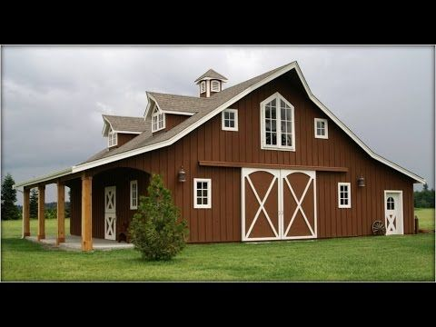 Barn Plans Pole Barn Plans Horse Barn Plans Barn House Plans Pol