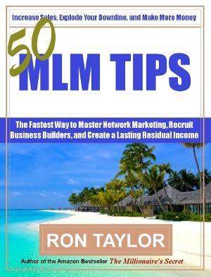 50 MLM Tips Amazon Kindle book.