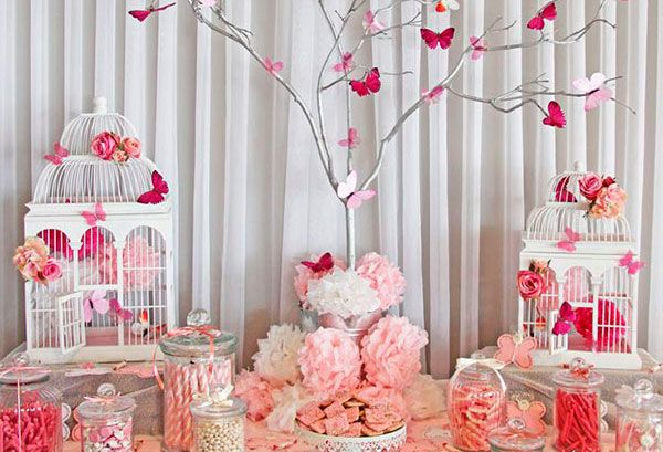 El baby shower perfecto decoraci n comida detalles for Decoracion baby shower nina