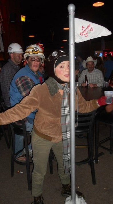 A Christmas Story Characters.My Christmas Story Costume All Things Christmas Funny