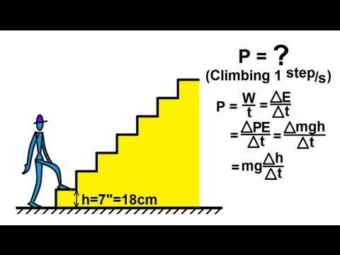 Physics - Mechanics: Work, Energy, and Power (20 of 20 ...