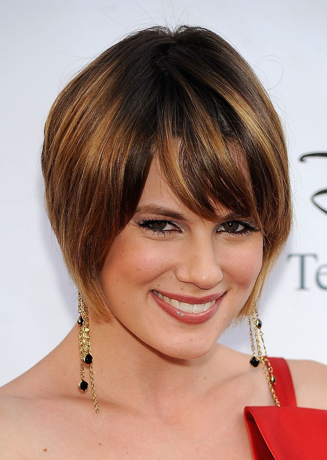 short hairstyles 2013   short hairstyles for girls with thick hair