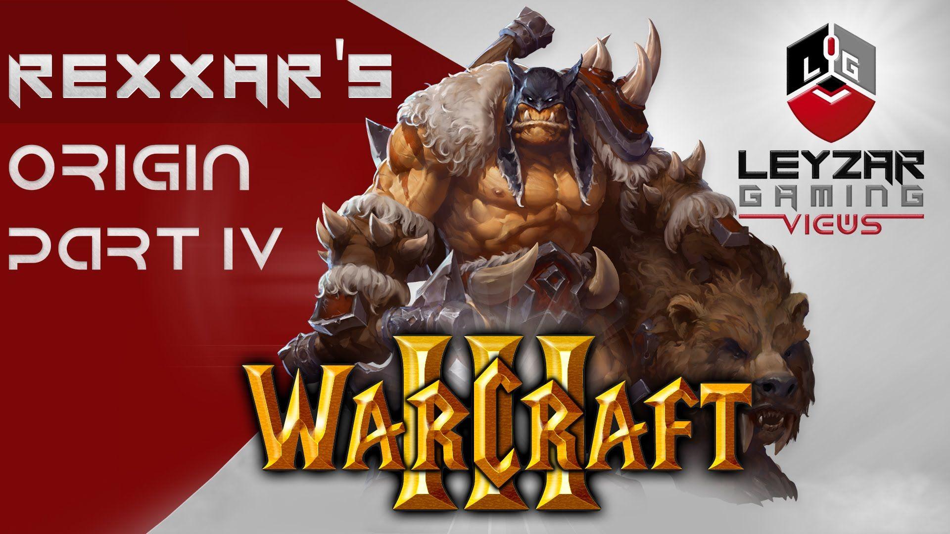 Warcraft 3 (Gameplay) - Rexxar's Origin - The Founding of Durotar (To Ta...
