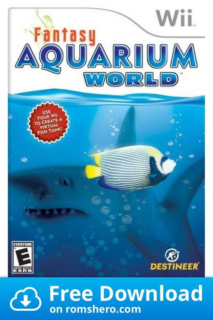 Download fantasy aquarium world nintendo wii wii isos