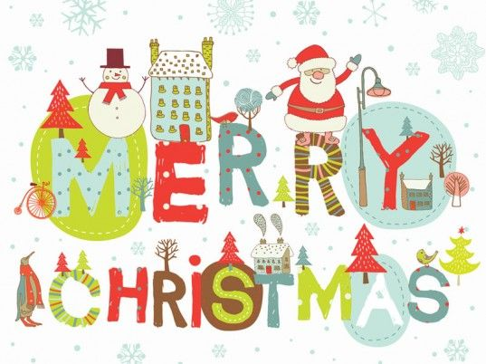 Merry christmas from inhabitots inhabitots places to for Merry christmas bilder