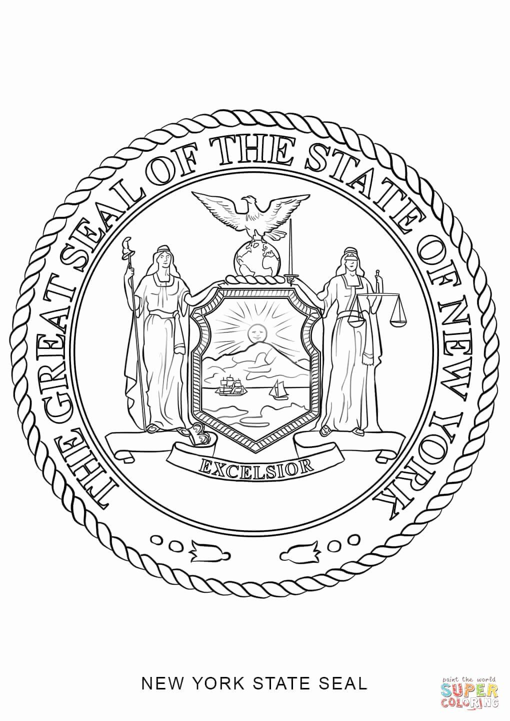 State Flags Coloring Pages Lovely New York State Flag Coloring Page At Getdrawings Flag Coloring Pages American Flag Coloring Page Flower Coloring Pages