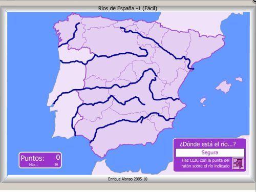 Pin En Rios De España
