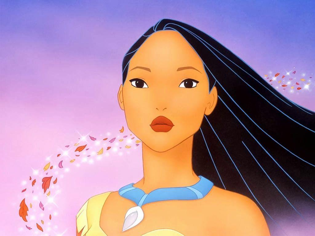 Pupaprinzessin: Pocahontas Disney