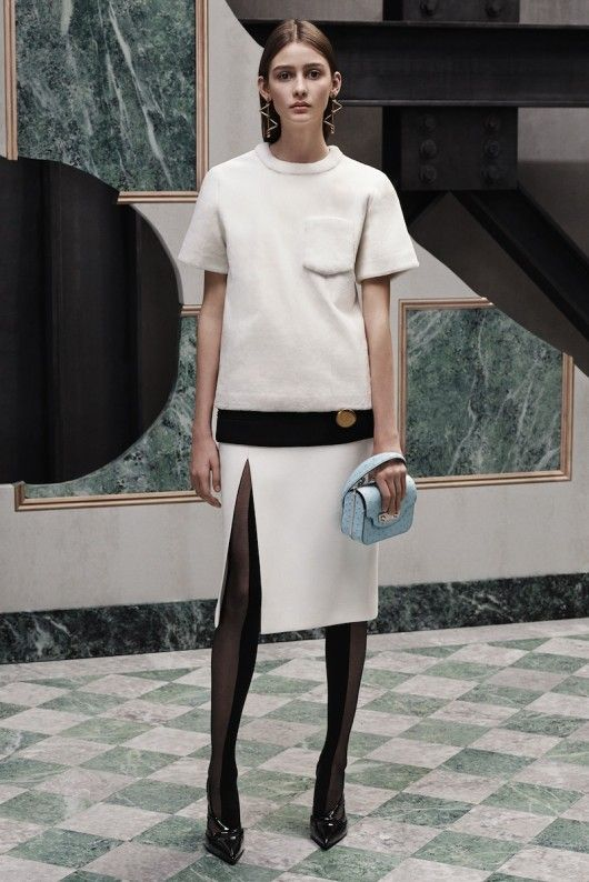 Balenciaga Pre-Fall 2015 (14) - Shows - Fashion