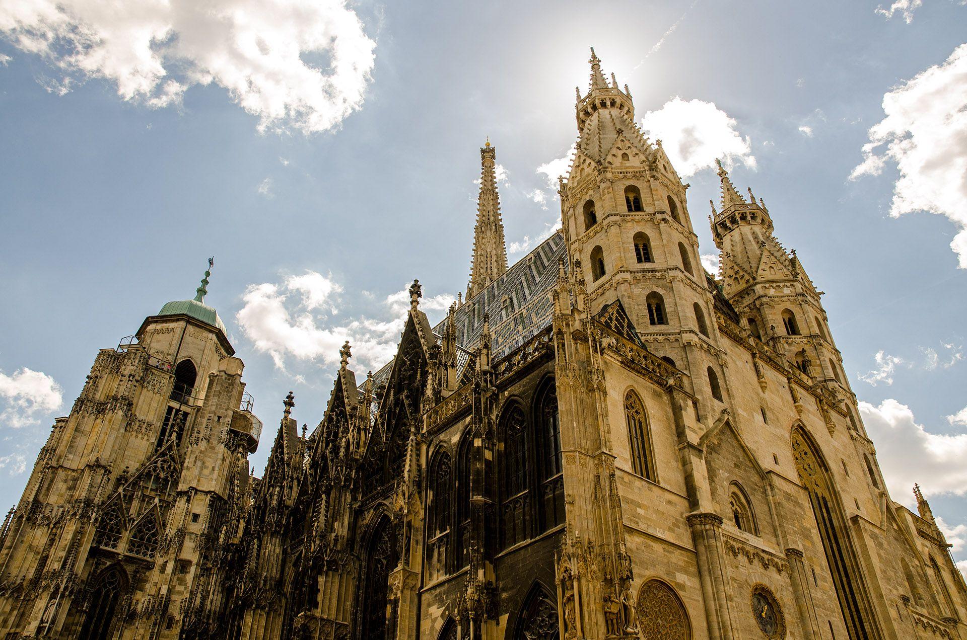 St Stephen S Cathedral Vienna Austria Vienna Austria Europe Cathedral Cities Europe Travel Travel Around Europe Vienna