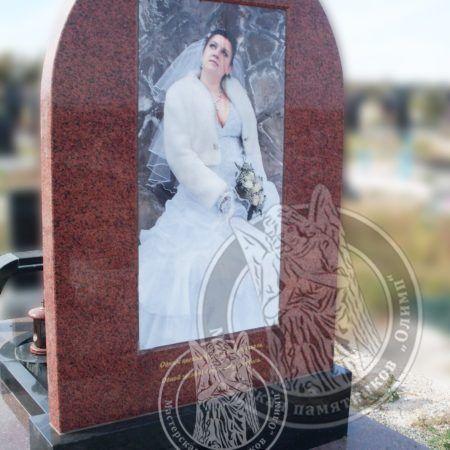Фото на керамике для памятников, цветные фотографии на ...