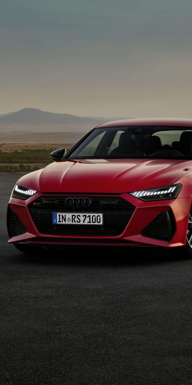 1440x2880 Car Off Road Audi Rs7 Wallpaper Audi Audi Rs7 Red Audi