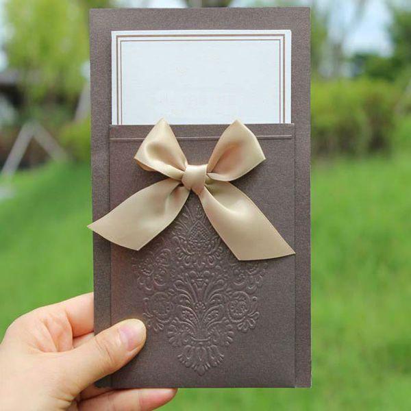 Wedding Invitations Elegant Invitation Cards Models