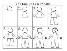 """Afbeeldingsresultaat voor kindje tekenen"""""""