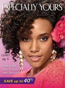 Especially Yours features stylish wigs for African American women ... d477b9675