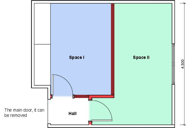 How To Divide A Bedroom In Two Spaces Room Divider Ideas Bedroom Kids Room Divider Bedroom Divider