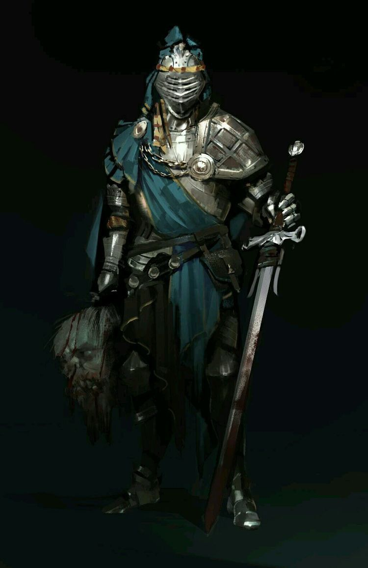 Pin by Gay on Character concept art | Knight, Fantasy ...