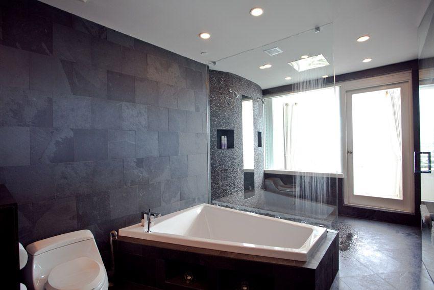 Luxury Bathroom Design Ideas (Part 2 | Huge bathtub and Bathroom designs