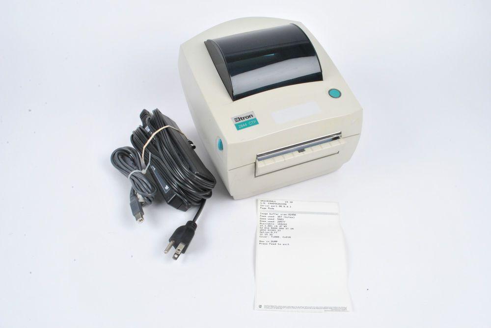ELTRON 2844 CTP THERMAL PRINTER WINDOWS 7 X64 DRIVER