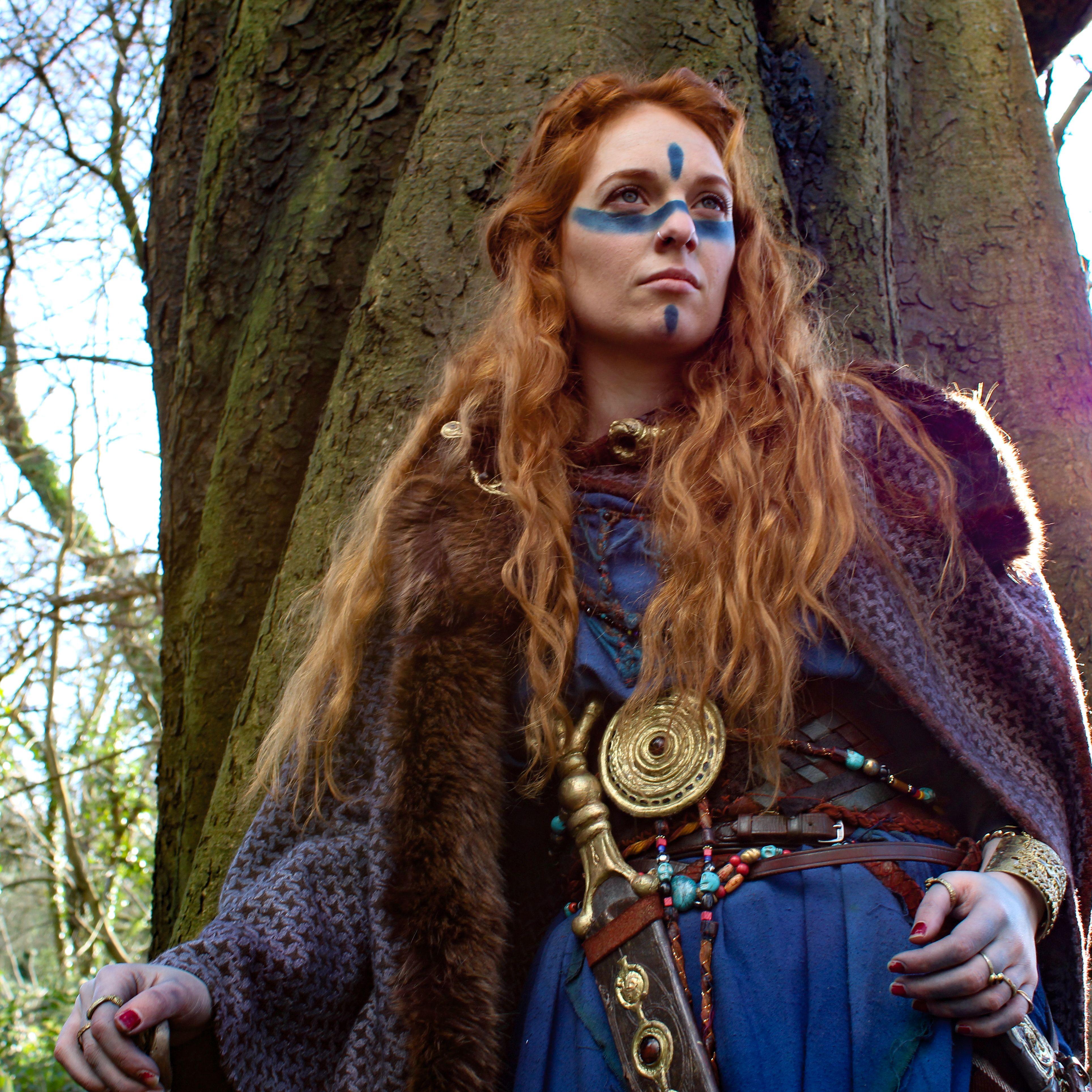 Boudica Costume Project Celtic Warriors Celtic Costume Celtic Clothing