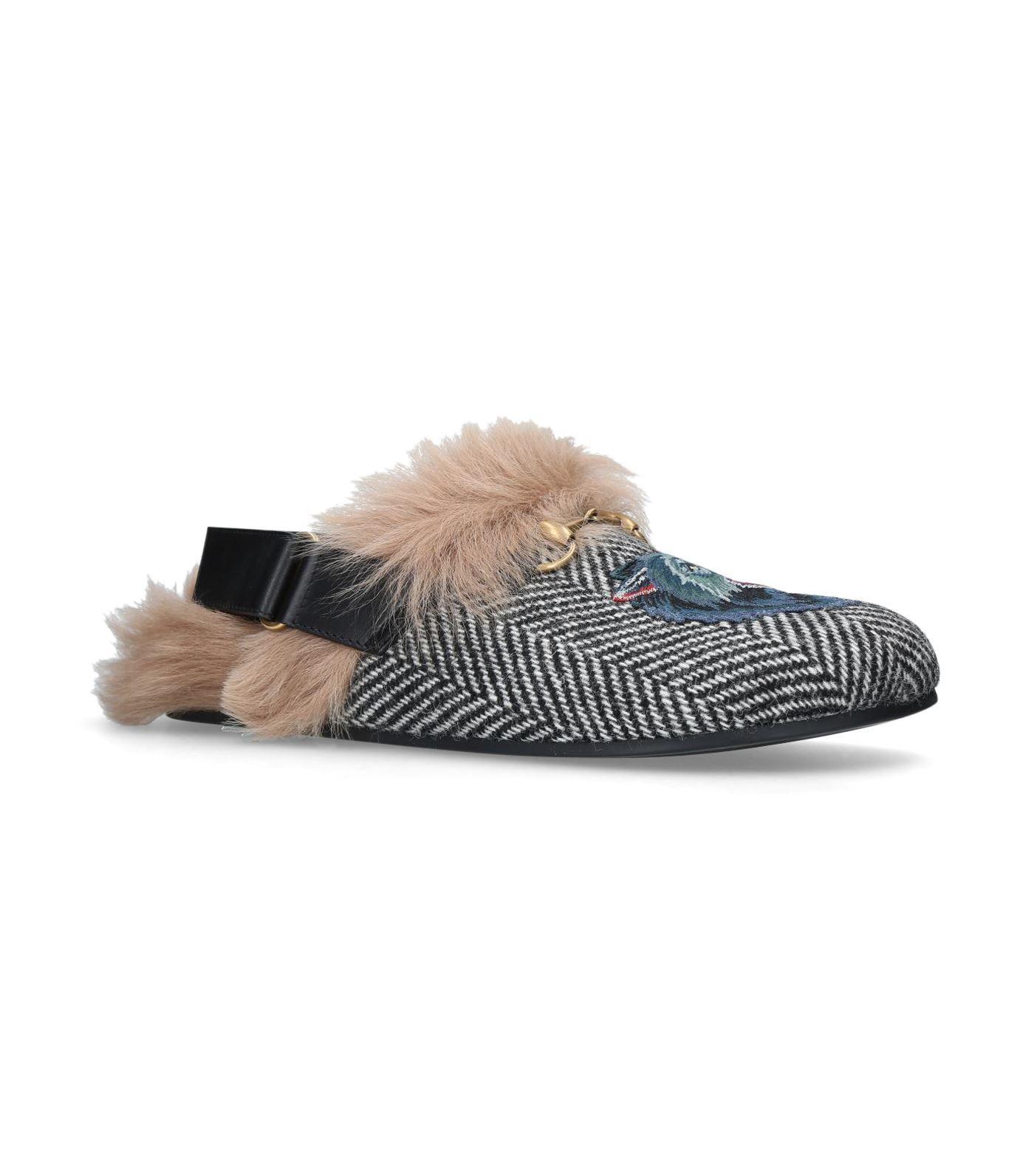 Slippers, Gucci, Gucci horsebit