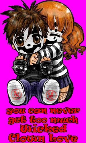 Cute Juggalo Love I Love My Juggalette Ideas For The House In