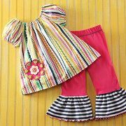 Flared & Fabulous! Check it out on #zulily today!