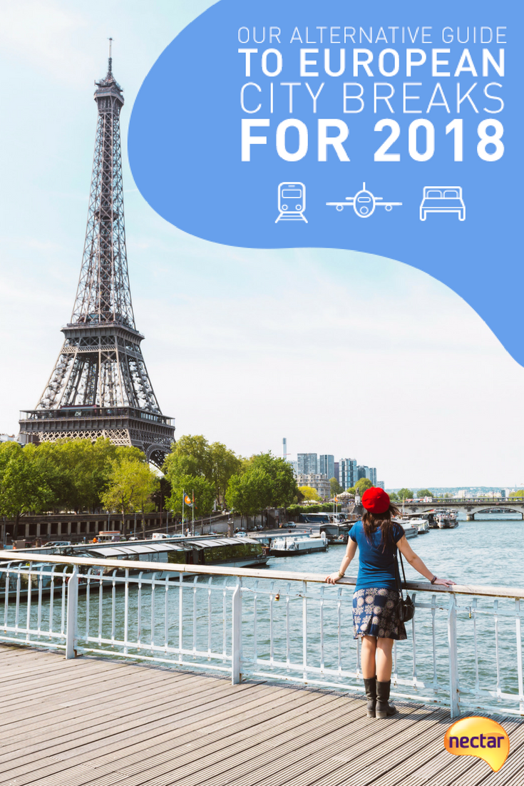 Out Alternative Guide to European City Breaks for 2018