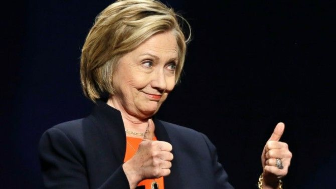 Hillary Clinton Endorsed By Human Rights Campaign