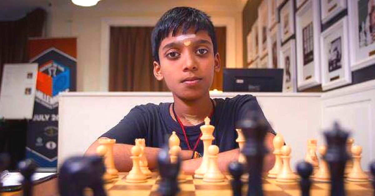 Brilliant chennai boy creates history worlds 2nd