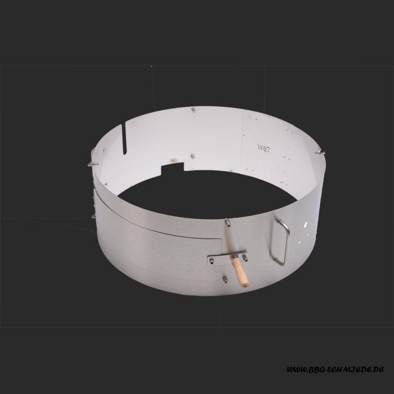 grill und pizzaaufsatz weber 57 cm 108 00 grillen. Black Bedroom Furniture Sets. Home Design Ideas
