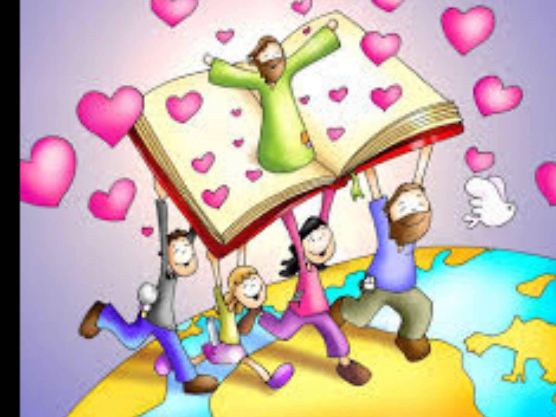 El Amor De Dios Biblia Para Ninos Imagenes Catolicas Catolico
